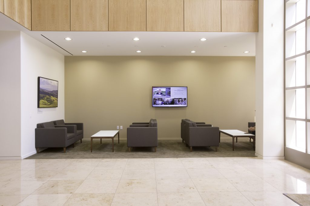 FirstService Lobby