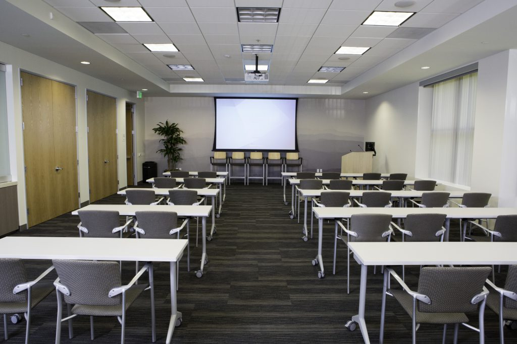 FirstService Large Presentation Room