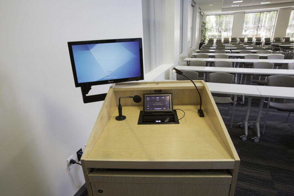 FirstService Lectern