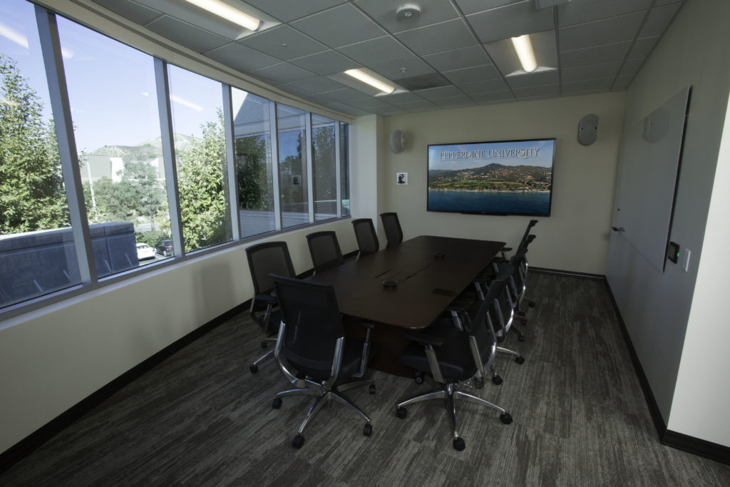 """Sharp 90"""" displays provide great viewing quality in smaller meeting rooms."""