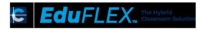 EduFLEX. The Hybrid Classroom Solution.